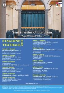 Teatro della Compagnia a Castelfranco di Sotto