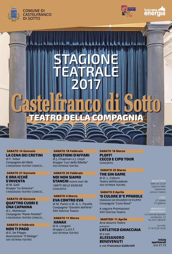 stagione teatrale castelfranco