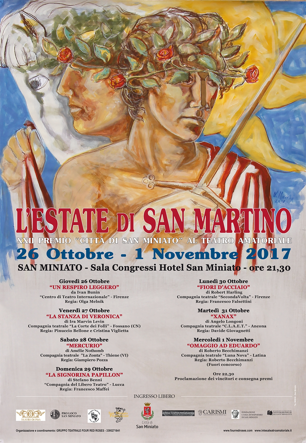 Estate di San Martino 2017