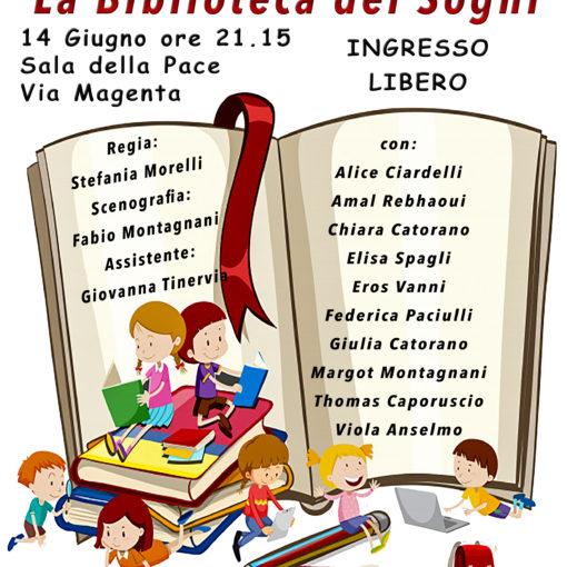 la biblioteca dei sogni