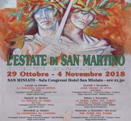 Estate di San Martino 2018