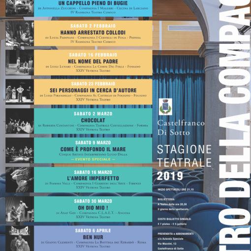 Vetrina Teatro Amatoriale 2019